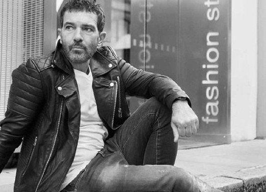 Antonio Banderas projektuje dla Selected Homme