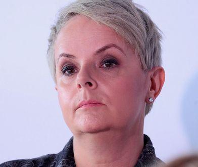 Karolina Korwin Piotrowska mówi o kolejkach w dobie epidemii koronawirusa