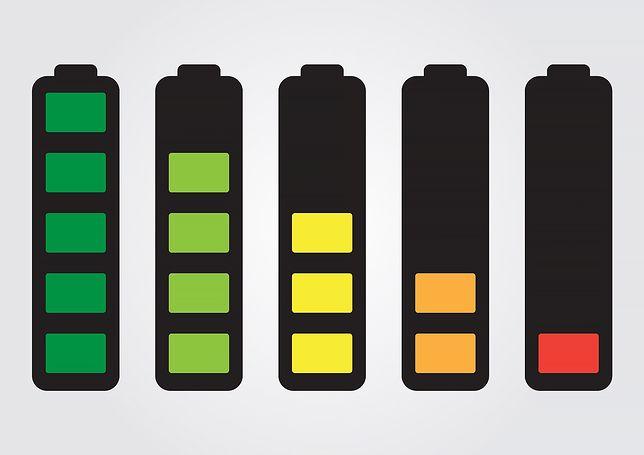 Zimą baterie wyczerpują się szybciej