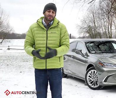 Lexus ES 300h - co jest nie tak z Europą? Pierwszy polski test!