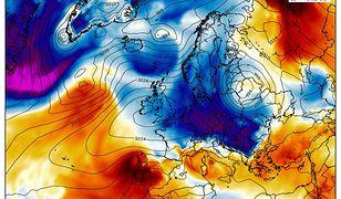 W sobotę nastąpi gwałtowny spadek temperatury