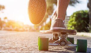 Deskorolki mogą być świetnym sposobem na aktywne spędzenie czasu