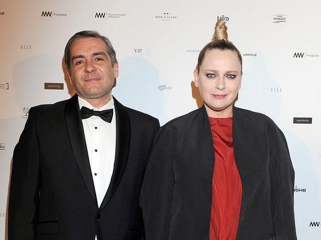 Nosowska i Krawczyk są razem od 17 lat
