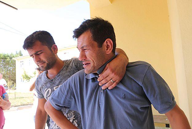 Ojciec chłopca, który utonął w Turcji, wrócił do Syrii pochować rodzinę