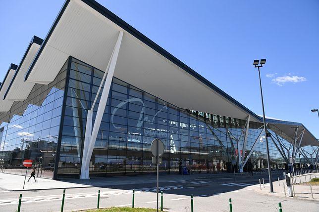 Gdańsk. Awaryjne lądowanie na lotnisku (zdjęcie ilustracyjne)