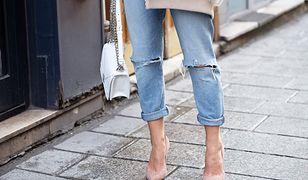 Dopasowane do figury jeansy dodadzą ci stylu i zatuszują mankamenty figury