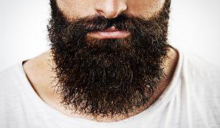O tym zapomina wielu brodaczy. Zarost trzeba dobrze wyszczotkować