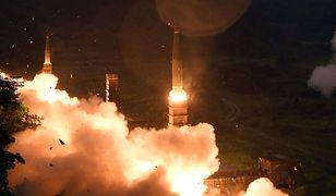 Próba systemu obrony przeciwrakietowej w Korei Południowej
