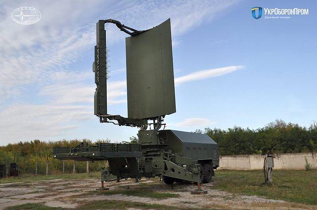 System radarowy 35D6M