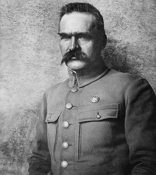 Józef Piłsudski - największy wróg Rosjan?