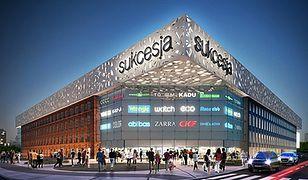 W Łodzi powstanie nowe gigantyczne centrum handlowe