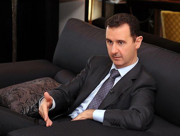 Syria: Baszar al-Asad nie widzi przeszkód w kandydowaniu w wyborach w 2014 r.