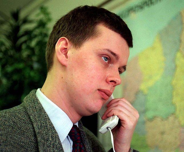 """To Tomasz Siemoniak jest pierwszym """"Misiewiczem""""? Przed 30-tką został dyrektorem"""