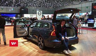 Volvo V60 (2018) - premiera