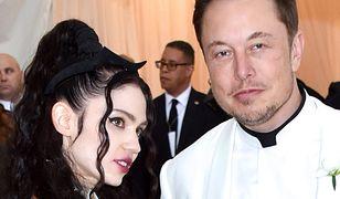 Grimes i Elon Musk będą rodzicami