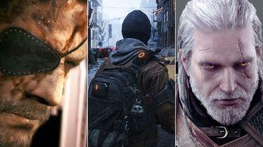 Najlepsze gry E3. The Division, Wiedźmin 3, a może Metal Gear Solid V?