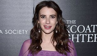 LOOK OF THE DAY: Emma Roberts w Chloe