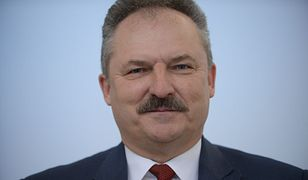 Marek Jakubiak, poseł klubu Kukiz'15.