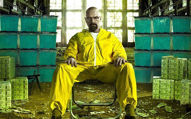 """""""Breaking Bad"""" po chińsku. Profesor chemii oskarżony o wytwarzanie narkotyków"""