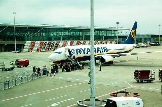 Ryanair zawiesza 18 tysięcy połączeń już od listopada. Także te z Polski