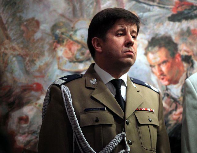 Sąd Najwyższy zdecydował ws. dezubekizacji. Były szef Biura Ochrony Rządu generał Marian Janicki