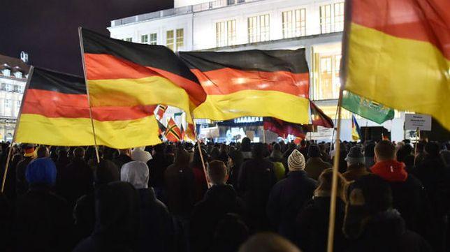 W Niemczech narasta wrogość wobec imigrantów