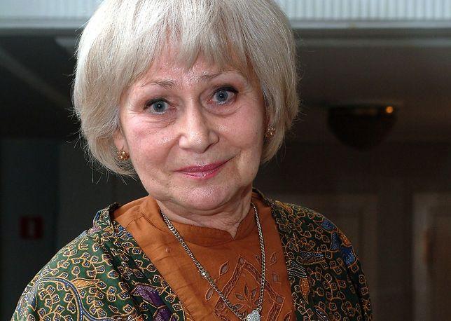 Kazimiera Utrata zmarła 12 sierpnia 2018 r.