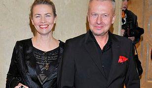 Kryzys w małżeństwie Bogusława Lindy i Lidii Popiel!
