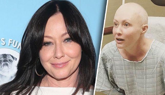 Shannen Doherty walczy z rakiem od 2015 r.