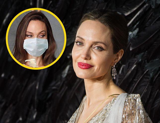 Koronawirus. Angelina Jolie tworzy program dla dzieci i młodzieży