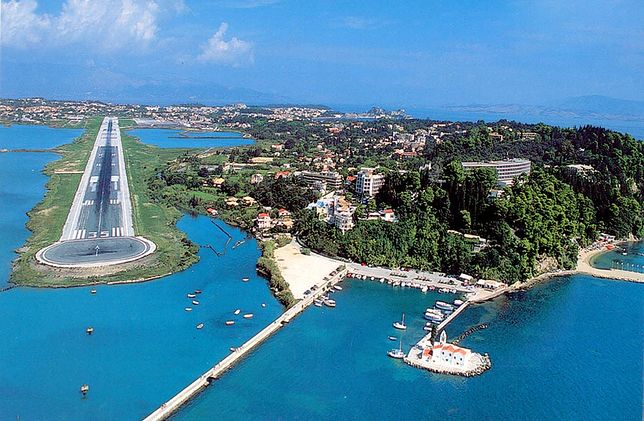 Port Lotniczy Korfu