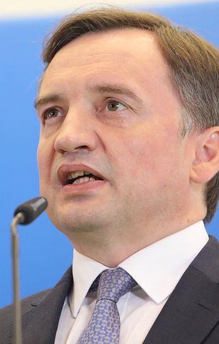 Zbigniew Ziobro wystąpił na drugiej tego dnia konferencji prasowej