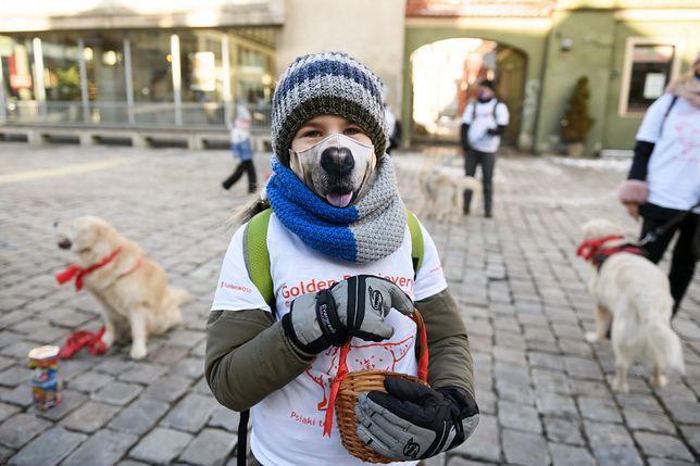 WOŚP 2021. Poznań opanowały psy