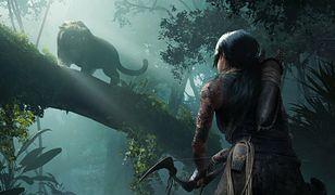 "Kadr z ""Shadow of the Tomb Raider"""