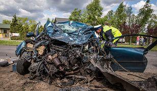 Rekordowo mała liczba ofiar wypadków, ale nadal Polska daleko w tyle