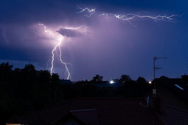 Są kolejne ostrzeżenia przed burzami z gradem/Zdjęcie ilustracyjne