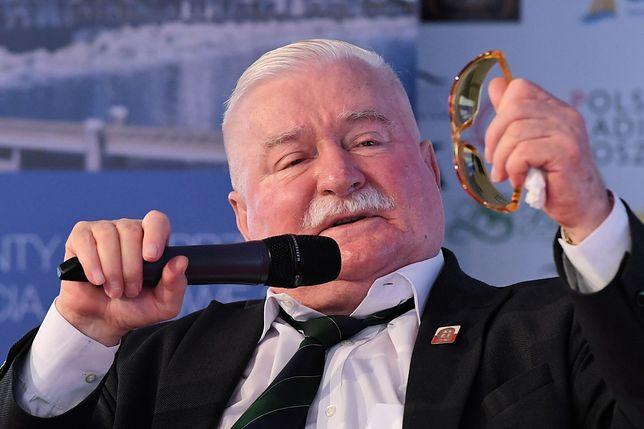 """Lech Wałęsa był i jest kopalnią """"złotych"""" myśli"""