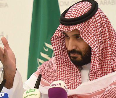 Książę Mohammed bin Salman, minister obrony Arabii Saudyjskiej