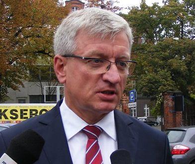 Jacek Jaśkowiak jednym z najbogatszych prezydentów miast. Ma znacznie większy majątek niż Grobelny