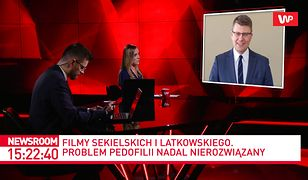 """""""Nic się nie stało"""" i afera pedofilska. Zbigniew Ziobro powołał specjalny zespół. Marcin Warchoł o szczegółach"""