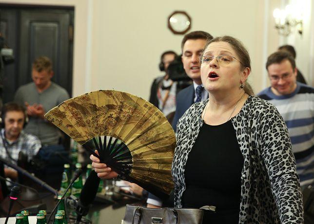 Chcą wyrzucić Krystynę Pawłowicz z Facebooka. Za jej wpis o samobójstwie 14-latka