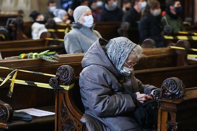 W Niedzielę Palmową w kościołach nie brakowało wiernych