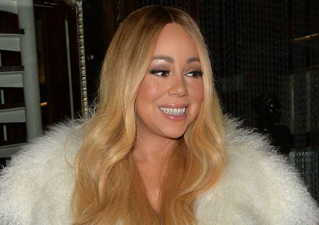 Mariah Carey jest mamą bliźniaków