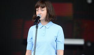 Natalia Przybysz zaśpiewała na opolskim festiwalu