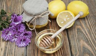 Syrop z pietruszki i cytryny pomoże na kamienie nerkowe