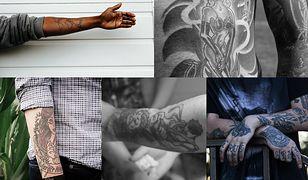Wzory tatuaży na rękę męskie