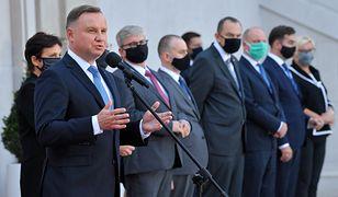 Prezydent Andrzej Duda ma dokonać zmian w składzie swojej knacelarii