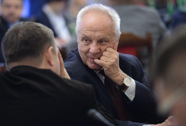 Seksafera. Jest wniosek o uchylenie immunitetu Stefanowi Niesiołowskiemu