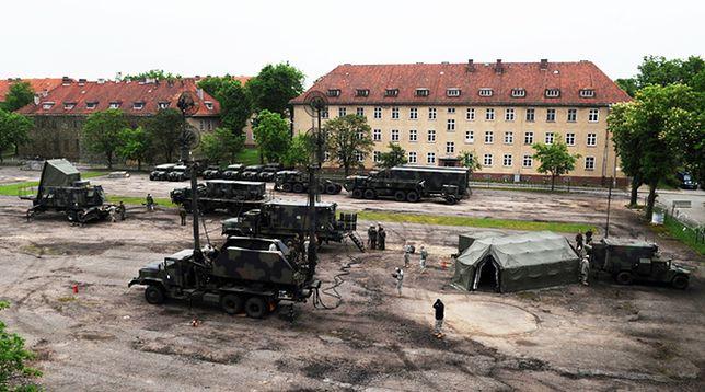System Patriot w jednostce w Morągu w 2010 r.