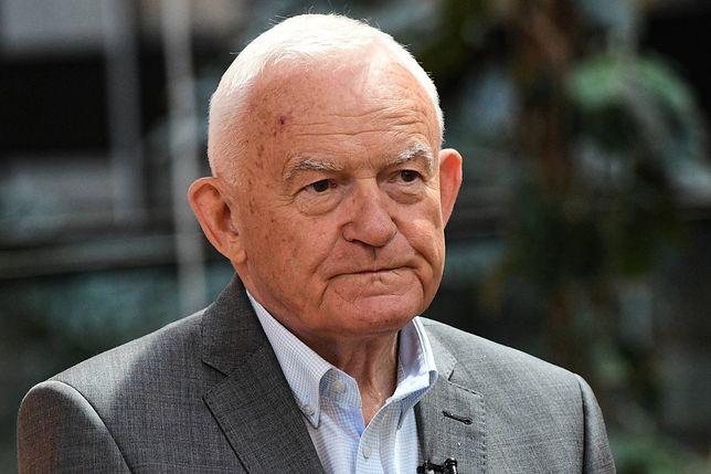 Leszek Miller, europoseł i były premier